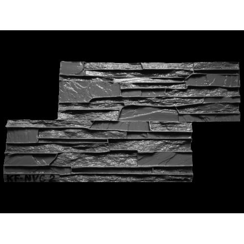 Stamp KF-NVG2 profesionál lámaný kameň
