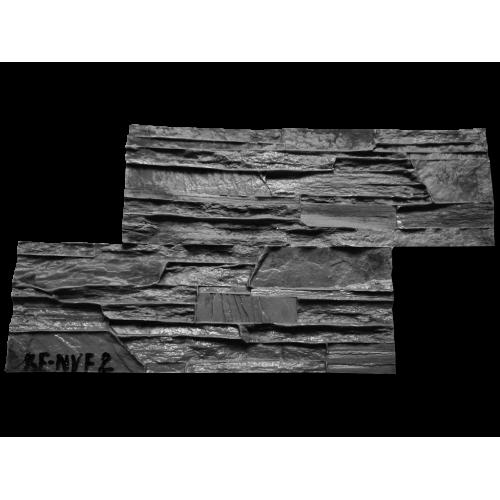 Stamp KF-NVF2 profesionál lámaný kameň