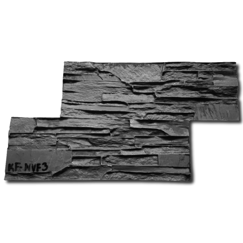 Stamp KF-NVF3 profesionál lámaný kameň