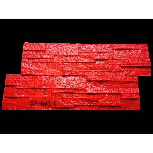 Stamp KF-NVJ1 profesionál lámaný kameň