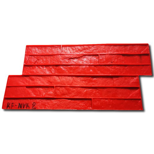 Stamp KF-NVK2 profesionál štiepaný kameň