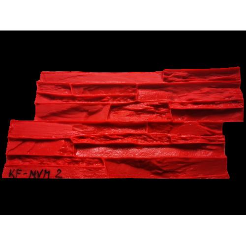 Stamp KF-NVM2 profesionál lámaný kameň