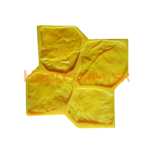 Stamp forma profesionál na razenie kamenného obkladu 5
