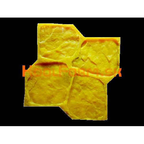 Stamp forma profesionál na razenie kamenného obkladu 5a