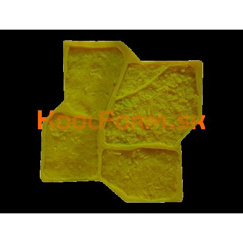 Stamp forma profesionál na razenie kamenného obkladu  5c