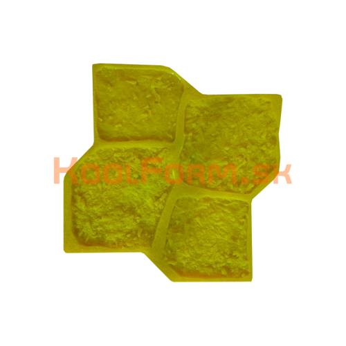 Stamp forma profesionál na razenie kamenného obkladu 5d