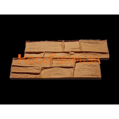 Stamp forma profesionál na razenie obkladu vzor umelý kameň 11