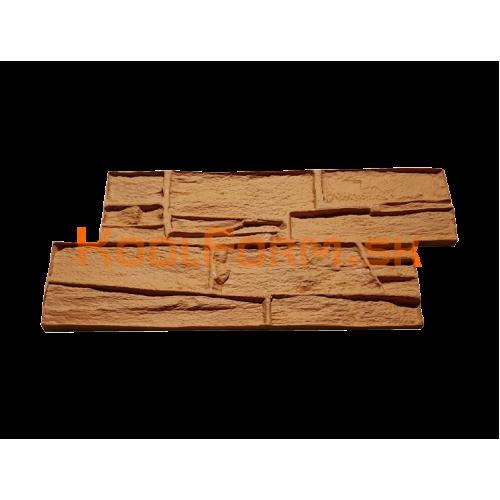 Stamp forma profesionál na razenie obkladu vzor umelý kameň 11a