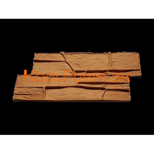 Stamp forma profesionál na razenie obkladu vzor umelý kameň 11b