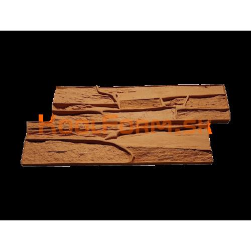 Stamp forma profesionál na razenie obkladu vzor bridlica KF-BR1