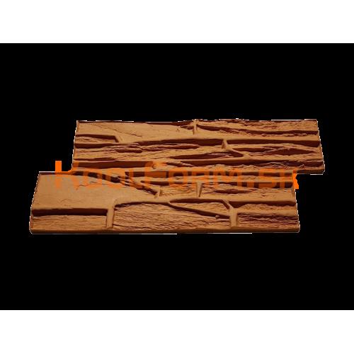 Stamp forma profesionál na razenie obkladu vzor bridlica 6a