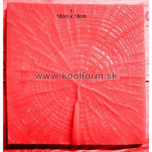 Stamp hranol 1 profesionál imitácia dreva