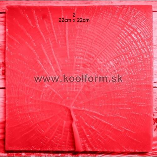 Stamp hranol 2 profesionál imitácia dreva