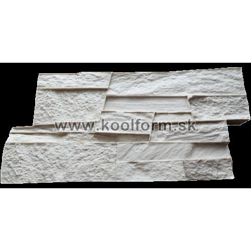 Stamp forma profesionál na razenie obkladu vzor lámaný kameň 32