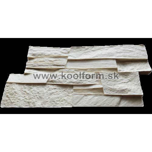 Stamp forma profesionál na razenie obkladu vzor lámaný kameň 32b