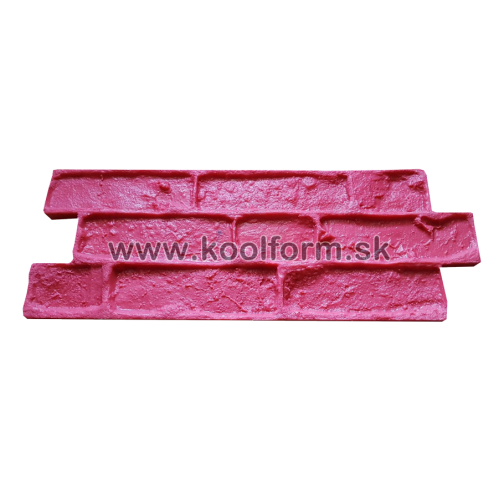 Stamp KF-T9+1 profesionál imitácia tehly