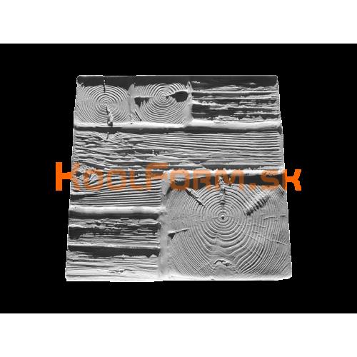 Stamp forma profesionál na razenie obkladu vzor imitácia dreva 8a