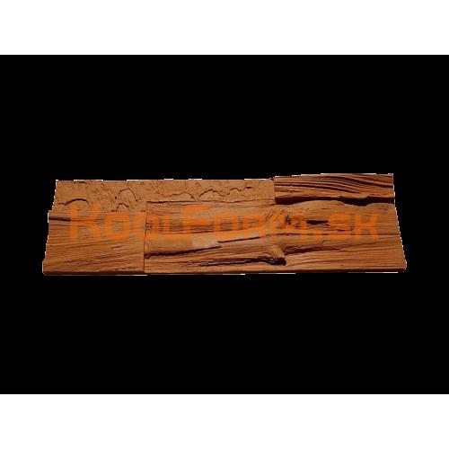 Stamp forma profesionál na razenie obkladu vzor drevený obklad 17c