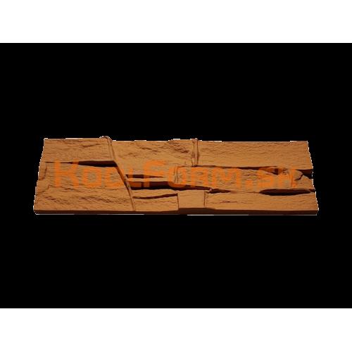 Stamp forma profesionál na razenie obkladu vzor obkladový kameň 18