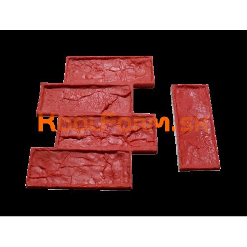 Stamp KF-TR1profesionál imitácia tehly