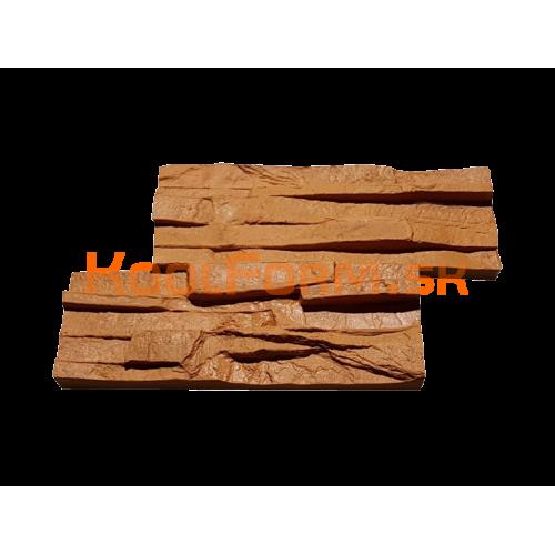 Stamp forma profesionál na razenie obkladu vzor lámaný kameň 24
