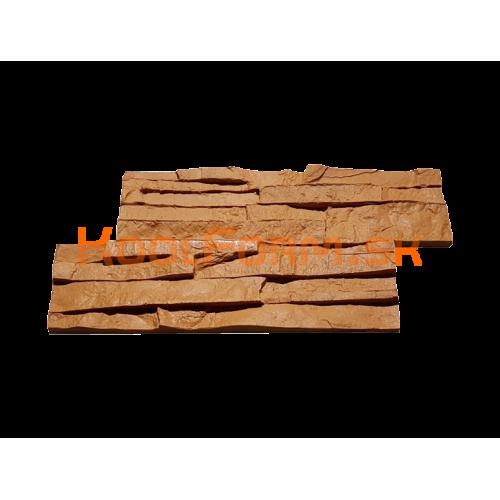 Stamp forma profesionál na razenie obkladu vzor lámaný kameň 24a